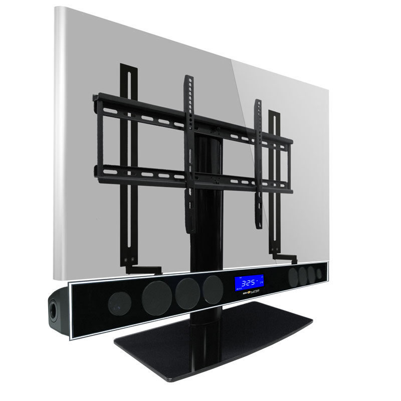Swiveling-TV-Stand-Soundbar-Soundbar-bracket-400-1000