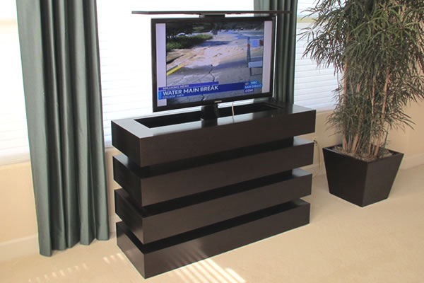 Pop Up Tv Furniture Not Mom And Dad S Tv Stand